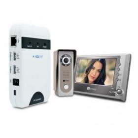 Wideodomofon F-S7V11 + bramka IP (F-IP)